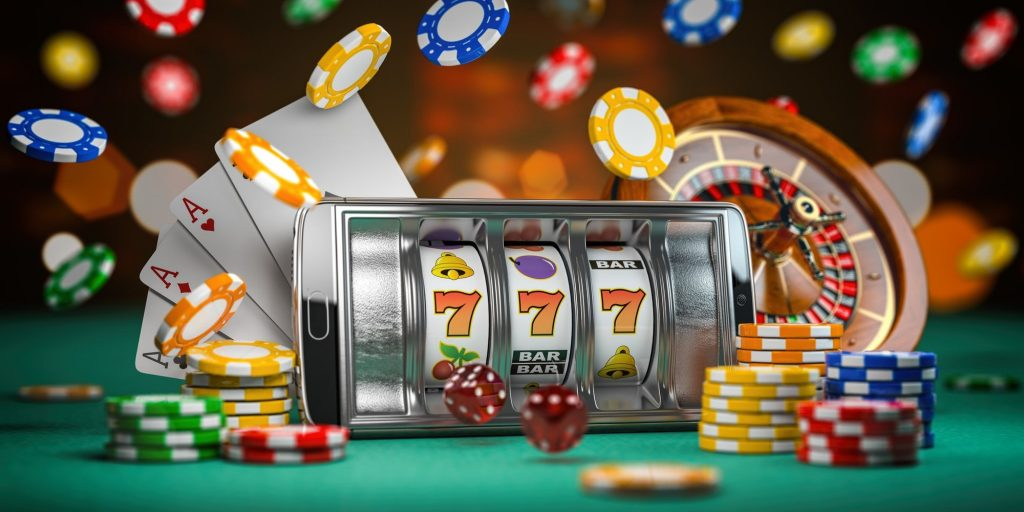 Online gambling and casinos